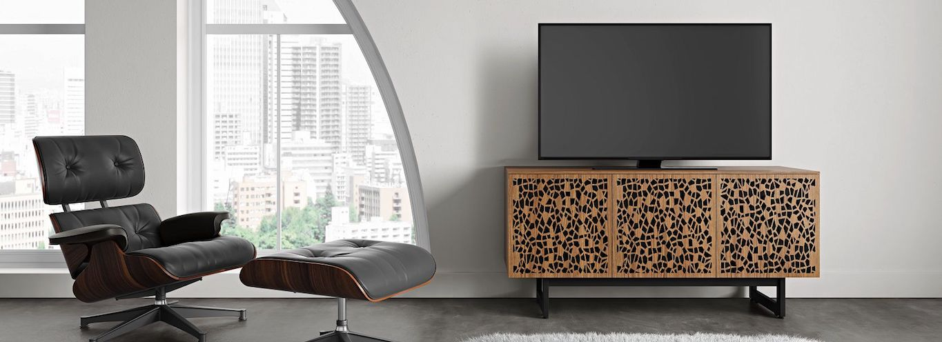 Modern Entertainment Center Components