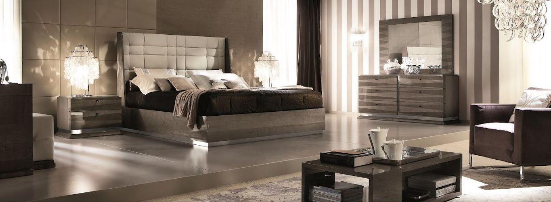 Coordinating Modern Bedroom Furniture To Create Elegance